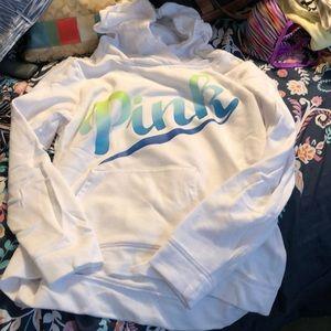 Victoria Secret PINK hooded sweatshirt